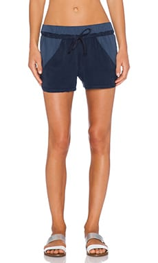 Stateside Jogger Short in Navy