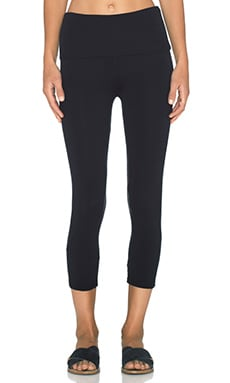 Stateside Crop Legging in Black