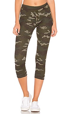 Camo Thermal Legging