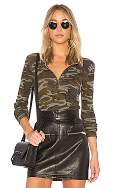 TOP MANCHES LONGUES CAMO