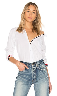 State Track Oxford Button Up