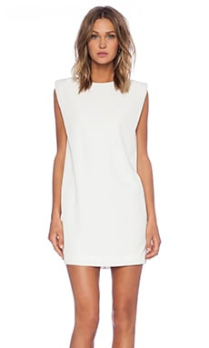 Oak Dress in White