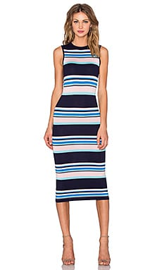State of Being Agate Dress in Multi