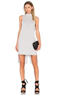 Speckled Funnel Dress