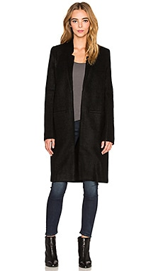 State of Being Tailored Coat in Black