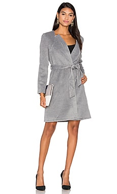 Phoebe Coat in Grey