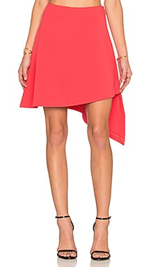 State of Being Pollinate Skirt in Coral