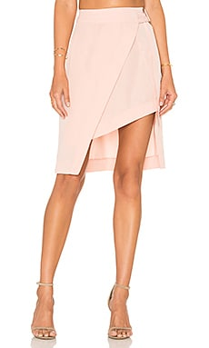 State of Being Layer Up Skirt in Blush