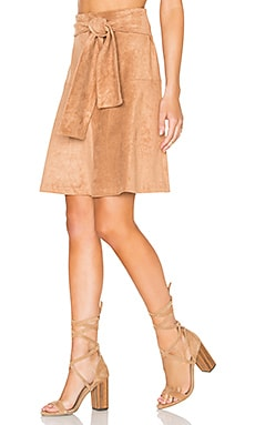 State of Being Eliza Skirt in Camel