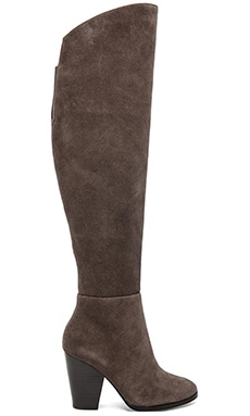 Steven Sleekkk Boot in Taupe