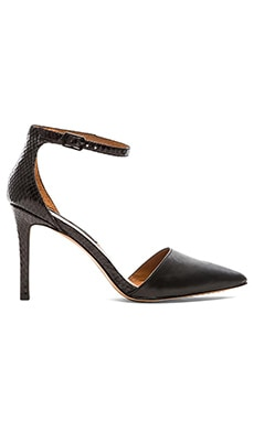 Steven Anibell Heel in Black