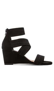 Steven Couper Sandal in Black