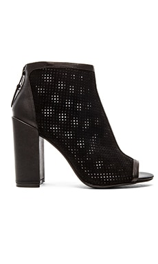 Steven Foxxi Bootie in Black