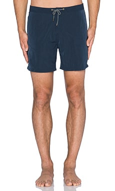 Scotch & Soda Medium Length Swimshort in Navy