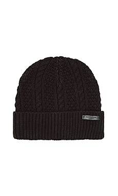 Scotch & Soda Beanie in Monsanto Quality in Black
