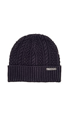 Scotch & Soda Beanie in Monsanto Quality in Night