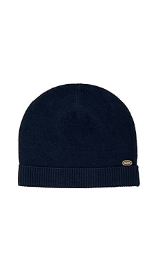 Scotch & Soda Beanie in Felted Wool Quality in Night