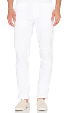 Scotch & Soda Slim Fit Chino Pant in White