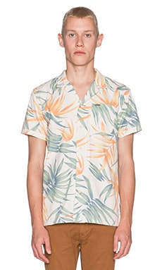 Scotch & Soda Retro Gentleman S/S Shirt in