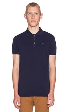 Scotch & Soda Classic Pique Polo in