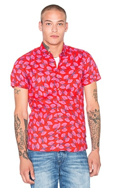 Bold All Over Print Shortsleeve Shirt