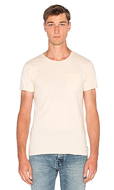 Scotch & Soda Pocket Tee in Atlas Pink