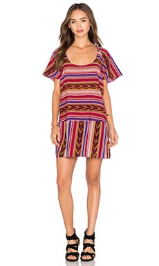 STELA 9 Tulum Dress in Purple