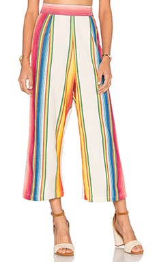 STELA 9 Diaz Pant in Multi