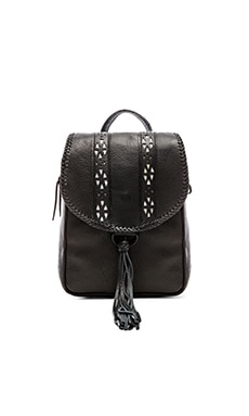 STELA 9 Tower of Light Backpack in Black Negro