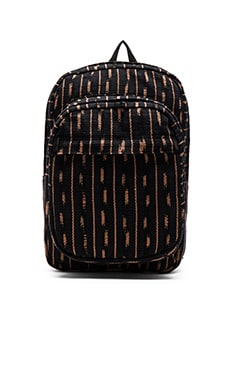 Pana Backpack in Schwarz