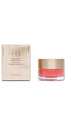 Stila Aqua Glow Watercolor Blush in Shimmering Lotus