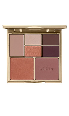 Stila Perfect Me Perfect Hue Eye & Cheek Palette in Medium and Tan