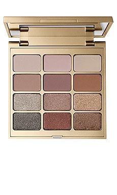 Matte 'n Metal Eye Shadow Palette Stila $49