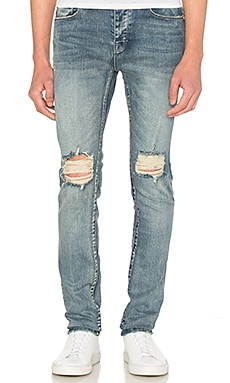 Essential Split Knee Denim