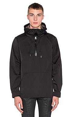 Stampd Storm Jacket in Black