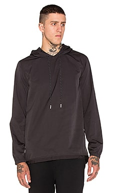 Stampd Deft Pullover in Black