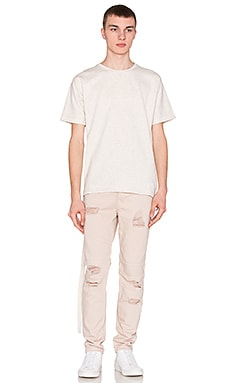 Stampd Tyse Crew With Strap in Oatmeal