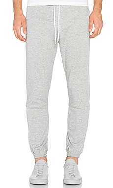 Stampd Craft Tech Sweatpant in Light Grey
