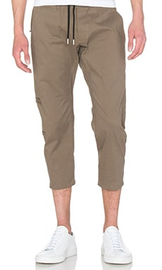 Stampd x Revolve Safari Jungle Pant in Camel