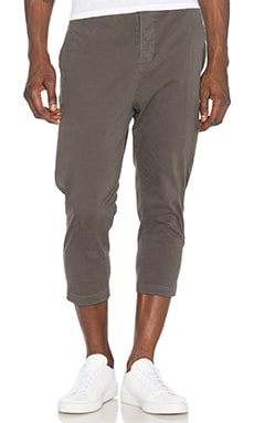 Stampd Cropped Chino in Grey