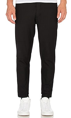 Stampd Hi-Low Trouser in Black