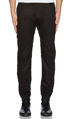 Stampd Essential Chino Pant in Black