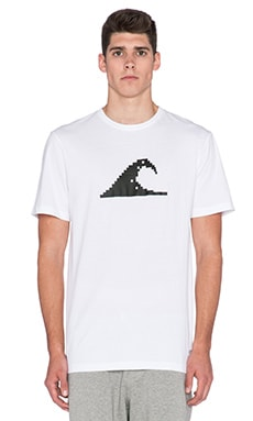 T-SHIRT GRAPHIQUE PIXEL WAVE