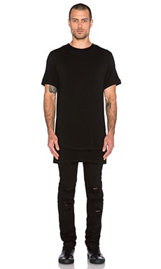 T-SHIRT DOUBLE LAYER