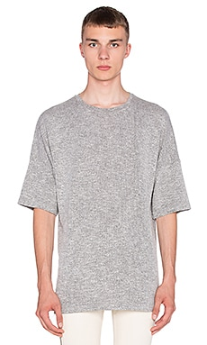 Stampd Covet Tee in Heather Grey