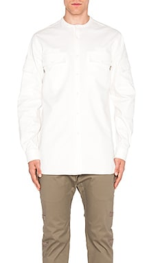 Stampd x Revolve Safari Jungle Button Down in White