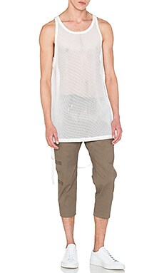 Stampd x Revolve Franklin Tank in White