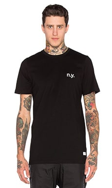 Stampd Lower NY Tee in Black