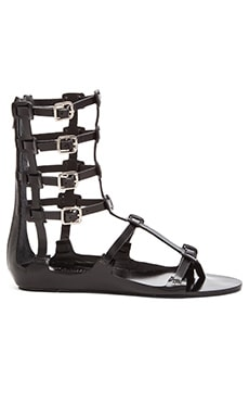 Saint & Libertine Baker Gladiator in Black