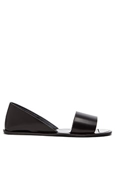 Saint & Libertine Convent Flat in Black